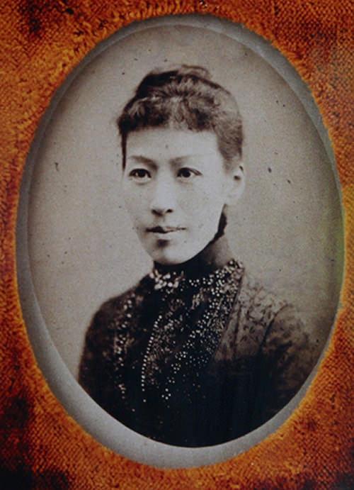 10位:幾松(木戸松子/桂小五郎の妻)の写真(ガチで美人過ぎる幕末女性ランキング)