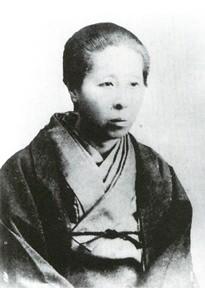 高杉雅子(高杉晋作の正妻)の写真