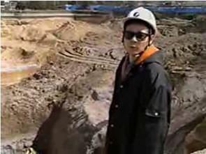 ギミア・ぶれいく『徳川埋蔵金』 糸井重里の写真