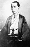 吉田松陰の肖像画