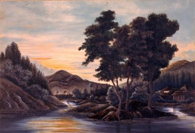 徳川慶喜の油絵
