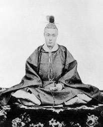 徳川慶喜の写真