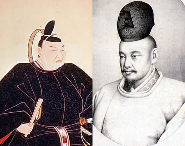 井伊直弼、徳川斉昭の写真