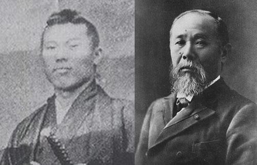 伊藤博文(初代内閣総理大臣)
