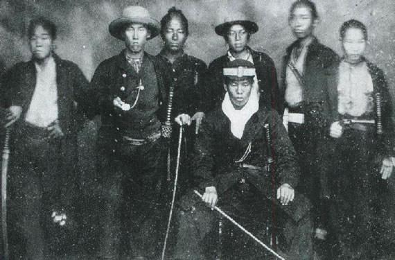 奇兵隊の写真
