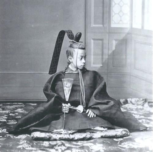 徳川昭武(現代にも通用する幕末のイケメンランキング)