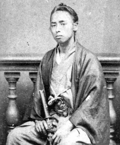 山田顕義(現代にも通用する幕末のイケメンランキング)