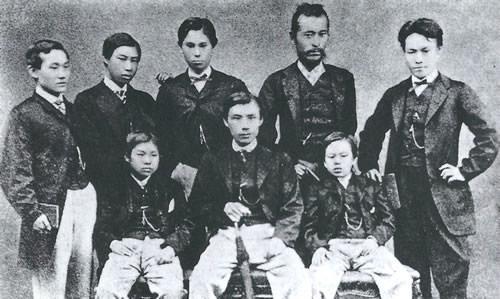 薩摩藩イギリス留学生