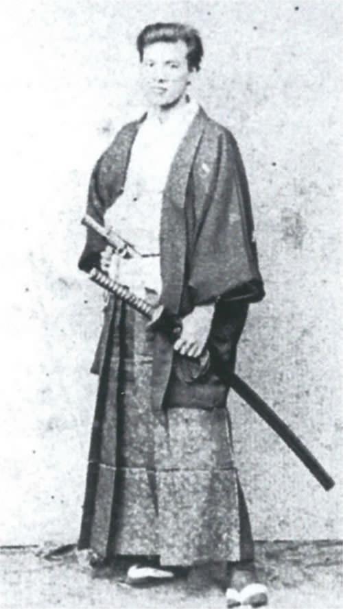 山内作左衛門(現代にも通用する幕末のイケメンランキング)