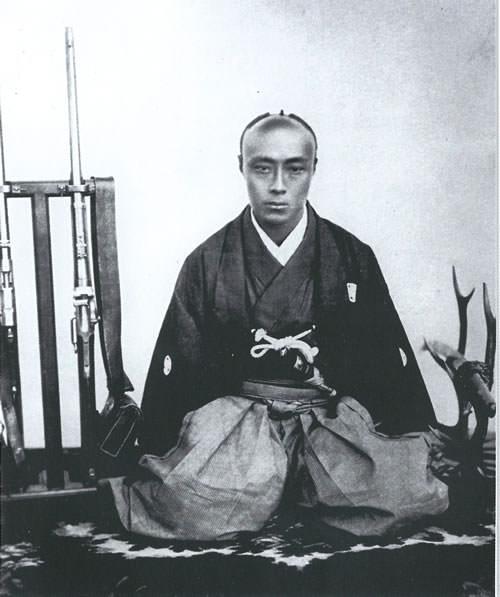 徳川慶喜(現代にも通用する幕末のイケメンランキング)
