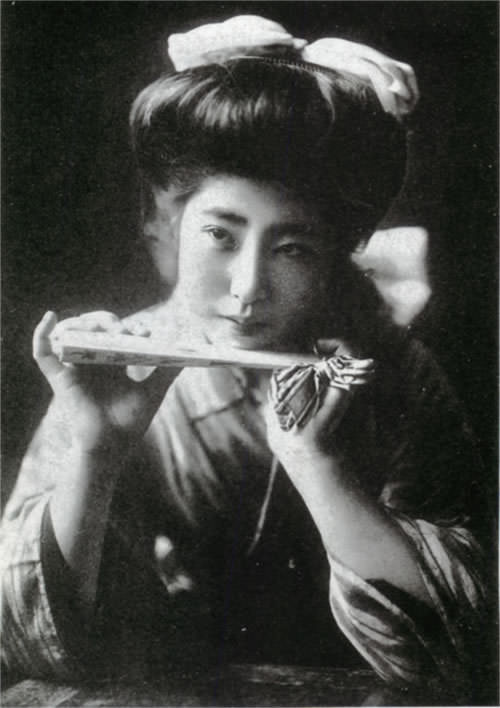 末広ヒロ子(明治のミスコン出場者、明治時代の美人ランキング)