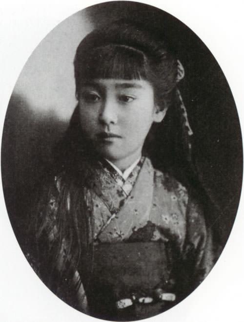 林玉子(明治のミスコン出場者、明治時代の美人ランキング)