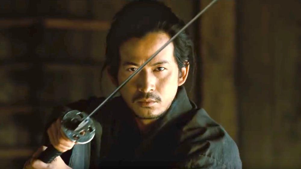 岡田准一(『燃えよ剣』で土方歳三役を演じる)の拡大画像