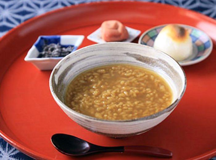 おかいさん(茶粥、和歌山の郷土食)