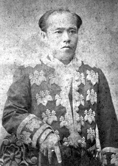 徳川茂承の写真(紀州和歌山藩最後の藩主)