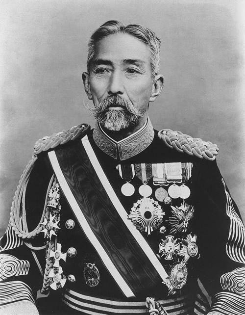 野津道貫の写真、名言、年表、子孫を紹介