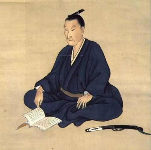 吉田松陰(肖像画)の写真