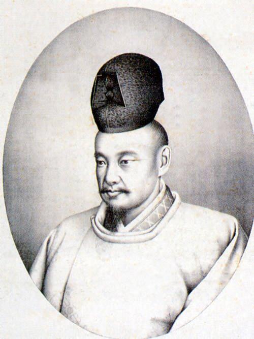 徳川斉昭(徳川慶喜の父)の写真