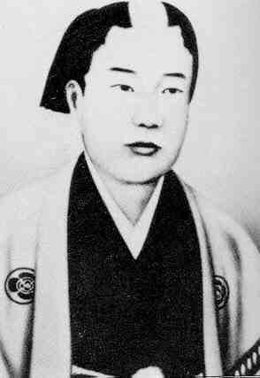 沖田総司の肖像画