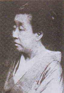 大浦慶(晩年)の写真