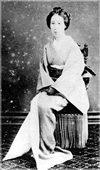 一条美賀子の写真、名言、年表、子孫を徹底紹介   幕末ガイド