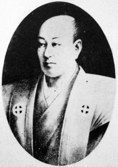 薩摩藩主・島津斉彬の肖像画