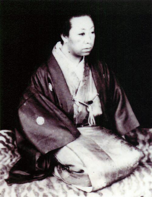 天璋院(篤姫)の写真