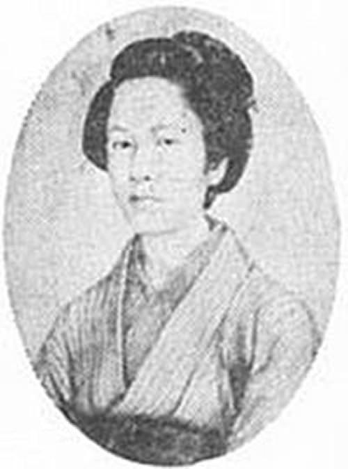 14位:中野竹子(娘子軍)の写真(ガチで美人過ぎる幕末女性ランキング)