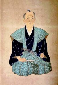 宮部鼎蔵の肖像画
