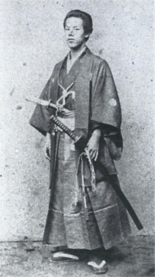 緒方城次郎(現代にも通用する幕末のイケメンランキング)
