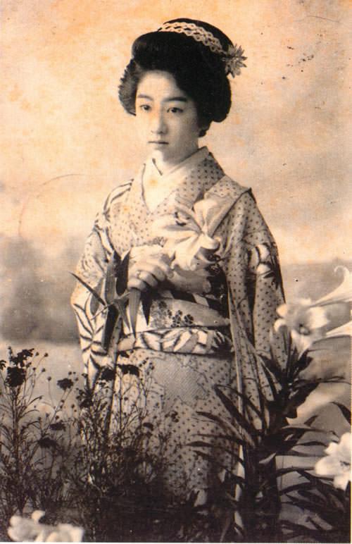 萬龍(明治時代の美人ランキング)