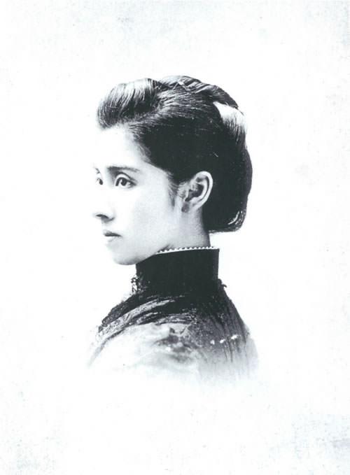 陸奥亮子(外務大臣・睦奥宗光の妻、明治時代の美人ランキング)