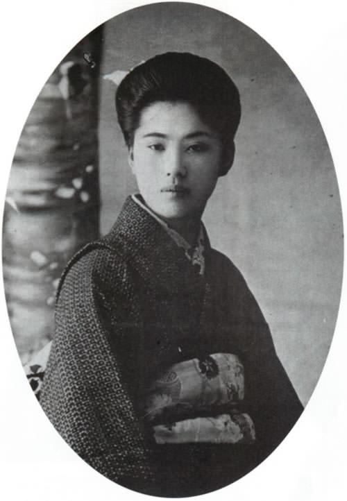 西村志可子(明治のミスコン出場者、明治時代の美人ランキング)
