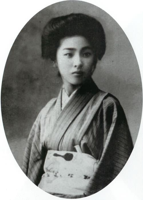 青井テイ子(明治のミスコン出場者、明治時代の美人ランキング)