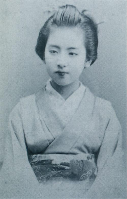 徳川保子(徳川美人三姉妹の三女、明治時代の美人ランキング)