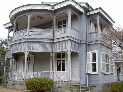 西郷従道邸(博物館明治村)の写真