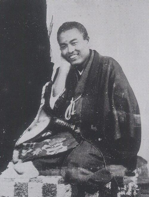中岡慎太郎の写真